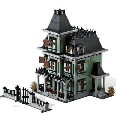 Monster Fighters Haunted House Compatible With LEGO 10228 Pre Order