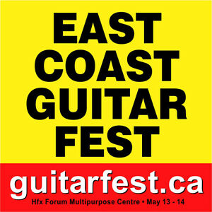 EAST COAST GUITAR FESTIVAL MAY12-14