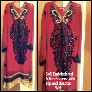 Pakistani Indian Dresses, Kameez Shalwar $15-45
