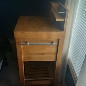 Butcher Block hardly used Peterborough Peterborough Area image 3