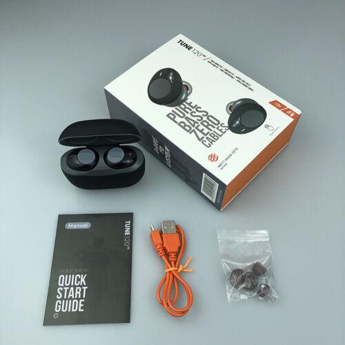 jbl - tune 120tws true wireless in-ear headphones earbuds sweatproof