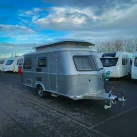 2021 ERIBA Touring Troll 540 GT Touring Caravan - 3 Berth