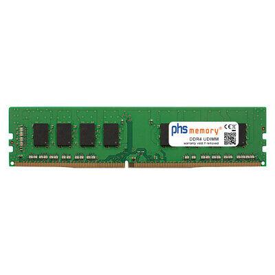 32GB RAM DDR4 passend für Asus ROG GR8II-T066Z UDIMM 2666MHz Desktop-Speicher