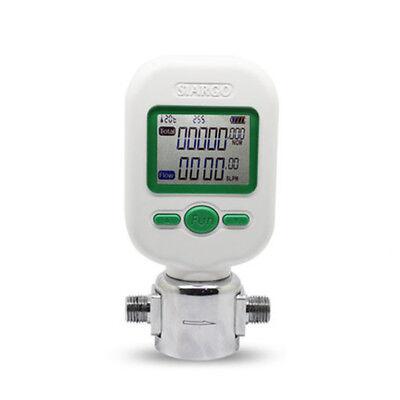 Mf5706 Mems Digital Gas Mass Flowmeters Small Gas Flow Rate Testing Tester
