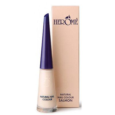 Herome Multi Nail Colour Lachs 10ml mit einem herrlich natürlichen Lachston - 10 Ml Natürlicher