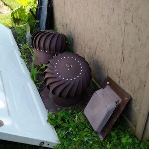 Roof Turbines/Vent