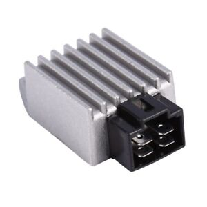 Universal Voltage Regulator Rectifier 4 Pin 12V