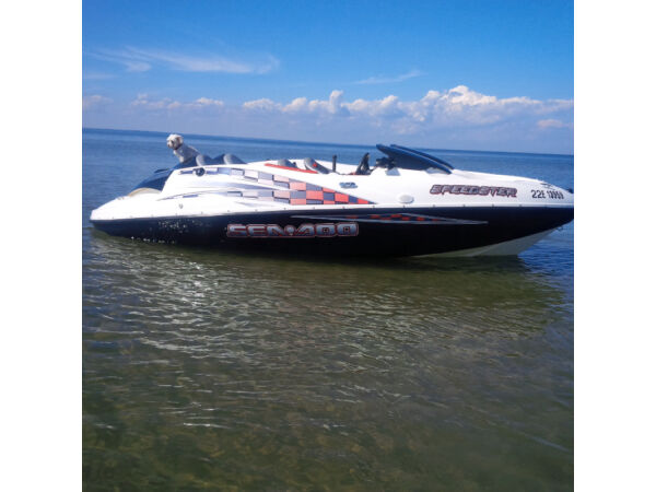 Used 2004 Sea Doo/BRP Speedster 16 ft