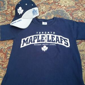TORONTO MAPLE LEAFS - t-shirt and ballcap