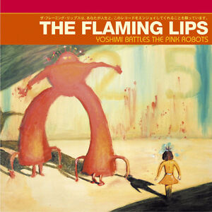 Flaming Lips-Yoshimi Battles The Pink Robots cd-Excellent