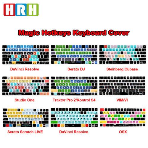 hotkeys keyboard cover silicone skin protector