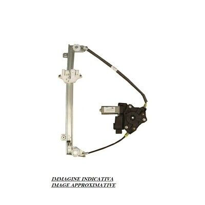 Ventana Electrica Delantero sx para Nissan Almera N16 2000 Al 2006 2P