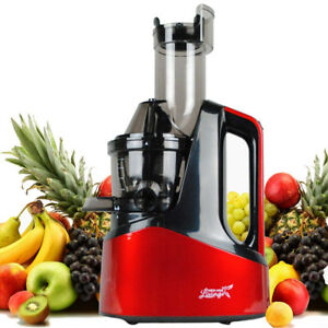 New Age Living Wide Chute Masticating Slow Juicer Machine | Best