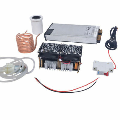 1800w Zvs Induction Heater Induction Heating Pcb Board Heating Machine