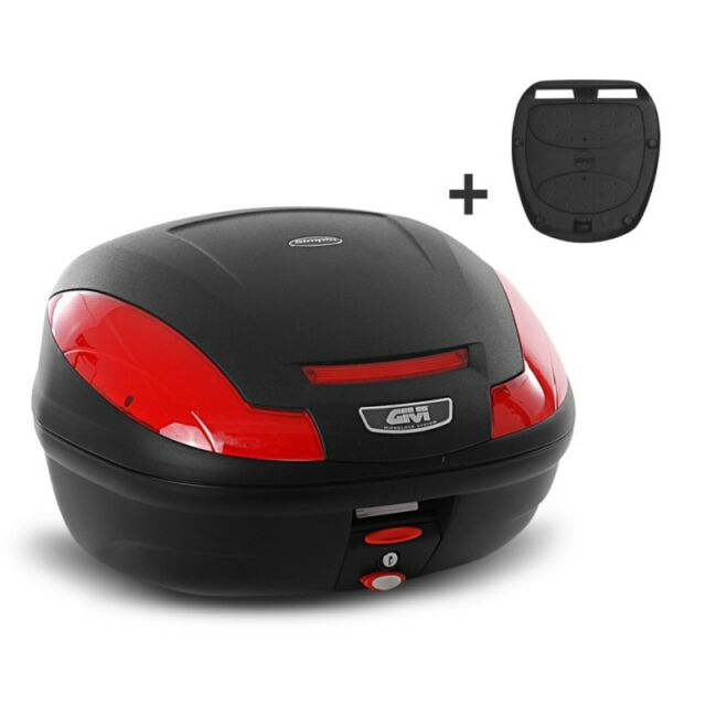 Top Box Givi Ducati Multistrada 1200 E470N Monolock black