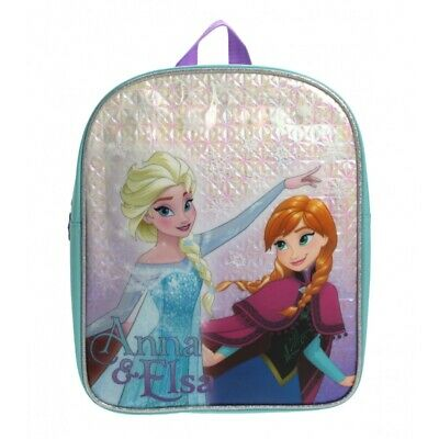 Disney Frozen Anna Elsa Princess Colour Changing Snowflake Light up Bag Purse