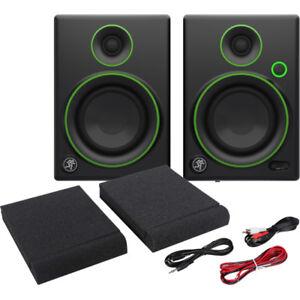 Mackie CR4 Powered studio monitors ( pair )