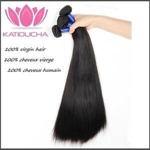 "100% Virgin Human Remy Hair Extensions,20"",7A,100g,Unprocessed Regina Regina Area image 2"