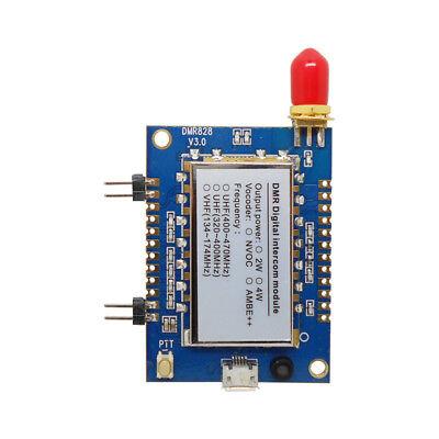 Dmr828-ambe 2w 134-174mhz Vhf All-in-one Digital Walkie Talkie Module