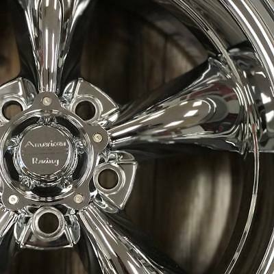 20x10 VN615 AMERICAN RACING TORQ THRUST  CHROME FORD F100 F150 ECONLINE 5 ON 5.5 for sale  Fairview