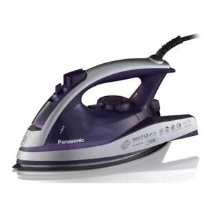Professional 360 Swivel Cord Quick Iron With Continous Steam Sensor 3 Way Auto Shutoff Vertical Steam Feature