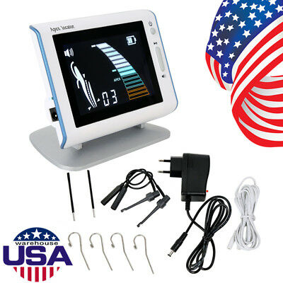 Us Woodpecker Style Endodontic Root Canal 4.5lcd Dte Apex Locator Dpex Iii