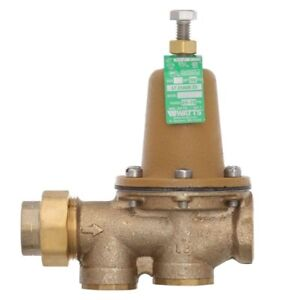 Brand New 3/4 in. Brass FPT x FPT Water Pressure Reducing Valve
