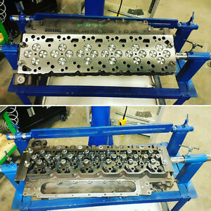 FORD POWERSTROKE, CUMMINS & DURAMAX CYLINDER HEADS - REMAN