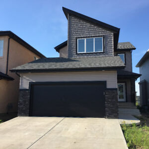 Modern two storey with separate entrance to the basement