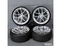 "20"" New Ex Stock Staggered Ispiri ISR6 for a VW Passat CC, Audi A4 B8 & B9"
