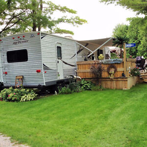 2013 - 36 foot Jayco Jayflight for sale at Fishermans Cove