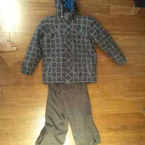 Gusti Snow Suit Size 12 West Island Greater Montréal image 1