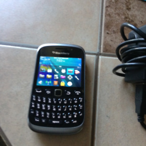 BlackBerry Curve W/Charger