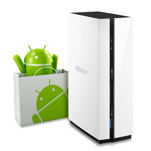 QNAP TAS-168 - Network Attached Storage - QTS + Android OS