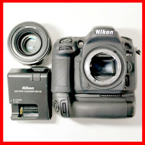 Nikon D610 FX DSLR + 50mm F1.8lens , 17000 shutter counts