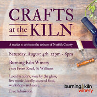 Norfolk Artisan Market - Crafts at the Kiln
