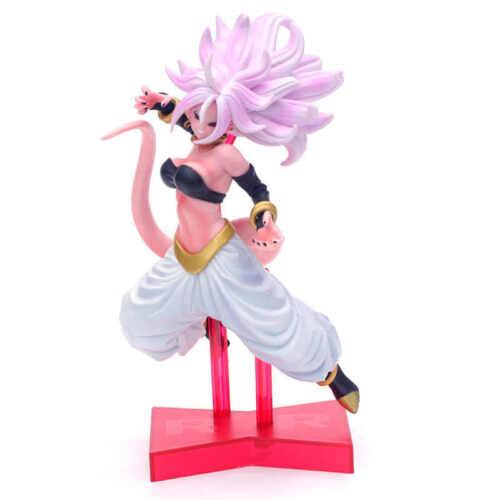 Dragon Ball Z Android #21 Majin Buu Girl PVC Toy Action Figure Bulk