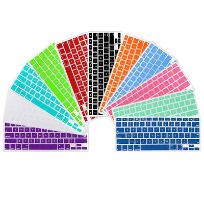 Silicon Keyboard Cover Keypad Skin Protector Case For Macboo