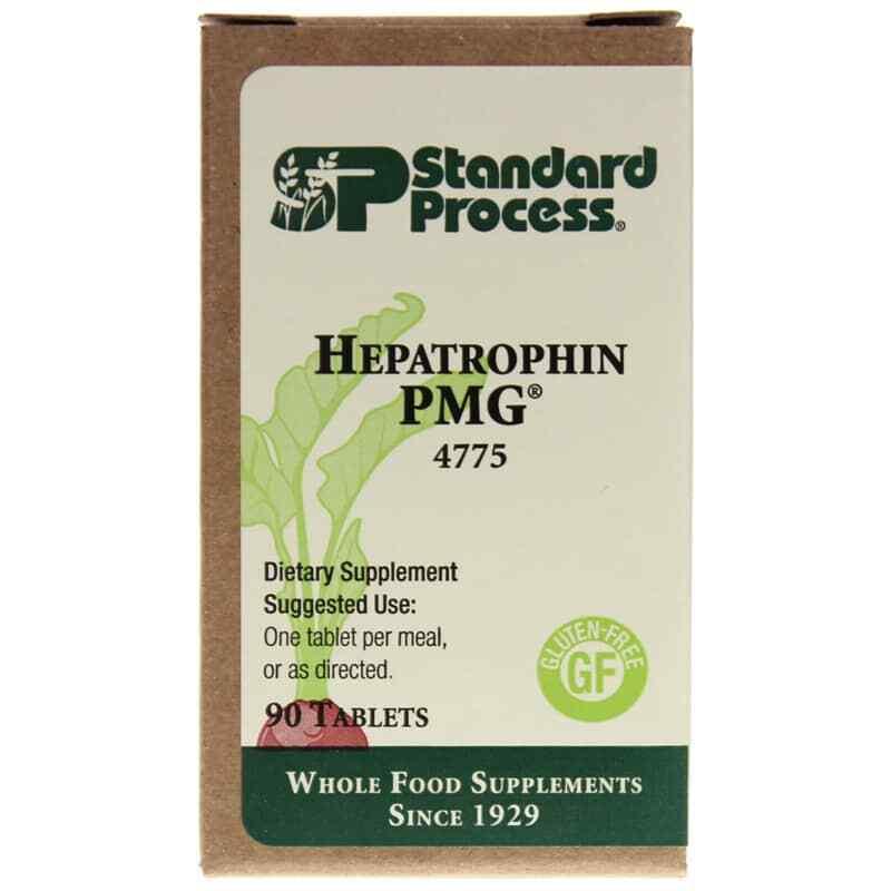 Standard Process | Hepatrophin PMG | 90 Tablets