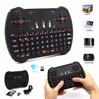 Mini Remote Keyboard Mouse 2.4G PC Android TV Clavier Tele