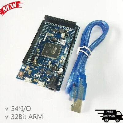 For Arduino Due R3 Board 32bit Arm Microcontroller Arm Version Main Controller