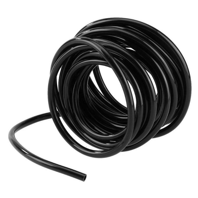 Irrigation Garden Lawn Micro Pipe System 4//7mm Watering Tubing Drip Hose V1 Home