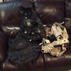 3 tactical vest for paintball