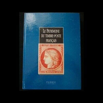 Apaire/ Brun u.a.1998 -  Le Patrimoine du Timbre-Poste Francais