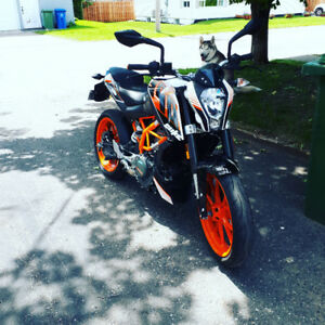 KTM DUKE 390 2016 *** iMPECCABLE ***