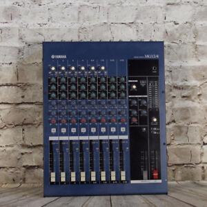 Yamaha MG12/4 Mixing Console