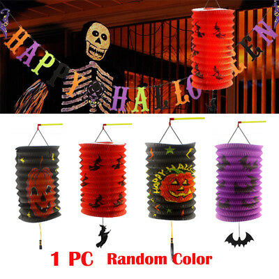 Decoration Stuff Halloween Party Decor Paper Hanging Lanterns and Party Banner