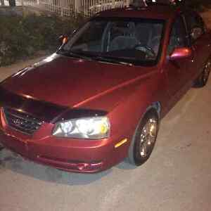 2004 Hyundai Elantra VE Berline