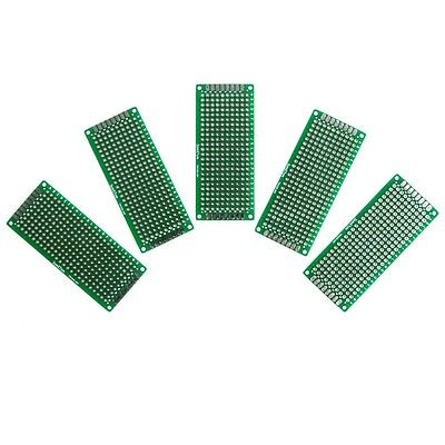 10pcs Double-Side SMD SOT23-3 to DIP SIP3 Adapter PCB Board DIY Converter US