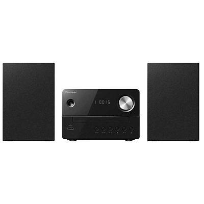 Pioneer X-EM 16-B CD Receiver System schwarz CD-R/CD-RW/MP3-CD
